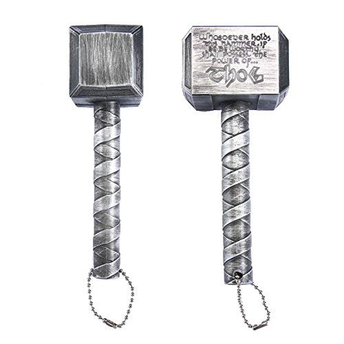 okeegadgets-hammer-of-thor-bottle-opener-titanium-silver-shown-on-side-back-view