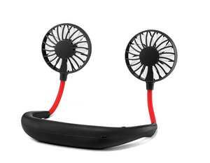 okeegadgets-mini-dual-sports-fan-BLACK-BACK-VIEW