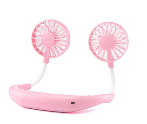 okeegadgets-mini-dual-sports-fan-PINK-BACK-VIEW