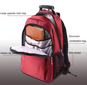 Solar Panel Outdoor Backpack