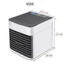 Load image into Gallery viewer, USB Portable Air Conditioner Humidifier Air Purifier