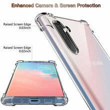 Load image into Gallery viewer, Case For Samsung Note 10 Pro 9 8 Transparent Shockproof