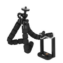 Load image into Gallery viewer, okeegadgets octopus tripod black detail back to school summer flexible fun gadget