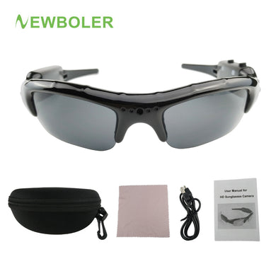 Outdoor Sports Video Recorder Sunglasses