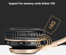Load image into Gallery viewer, Luxe Wireless Headphones Bluetooth Headset Earphone