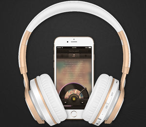 Luxe Wireless Headphones Bluetooth Headset Earphone