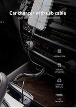Load image into Gallery viewer, Car Phone Charger For Samsung S10 S9 Plus