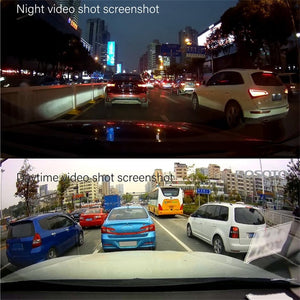 Dash Cam Car DVR  Full HD 1080pWide Angle Sensor