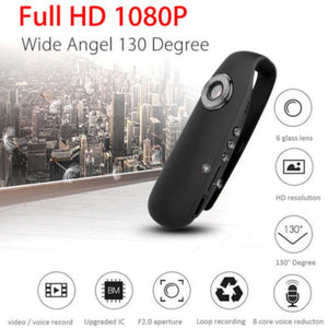 HD 1080P 130 degree Mini Camcorder Dash Cam
