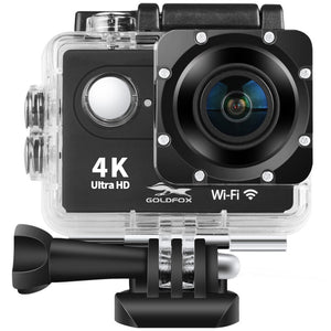 4K Ultra HD Action Camera 12MP WiFi
