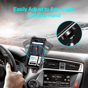 Magnetic Car Holder Mini Air Vent Mount