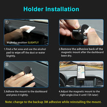 Load image into Gallery viewer, Magnetic Car Holder Mini Air Vent Mount