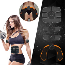 Load image into Gallery viewer, Muscle Stimulator Trainer Abdominal