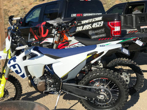 Dirt bike rentals, Enduro