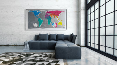 5 Ways To Hang Your New Map