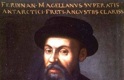 Our Favourite Explorers: Ferdinand Magellan