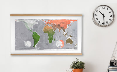 4 fun ways to display a map