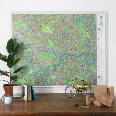 5 Reasons Why a Map makes the Perfect Gift
