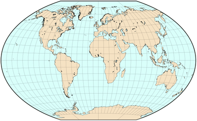 Which map projections do we use and why?