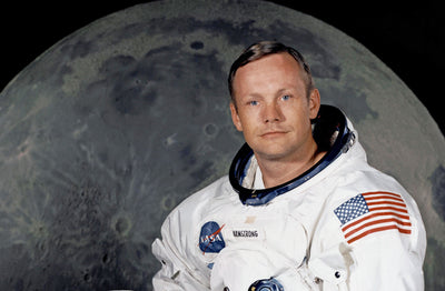 Our Favourite Explorers: Neil Armstrong