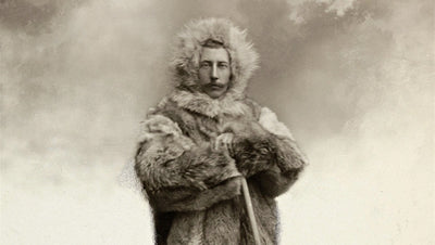 Our favourite Explorers: Roald Amundsen