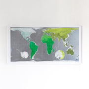 50% Off Paper Huge Future Map