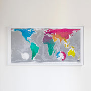65% Off Magnetic Huge Future Map