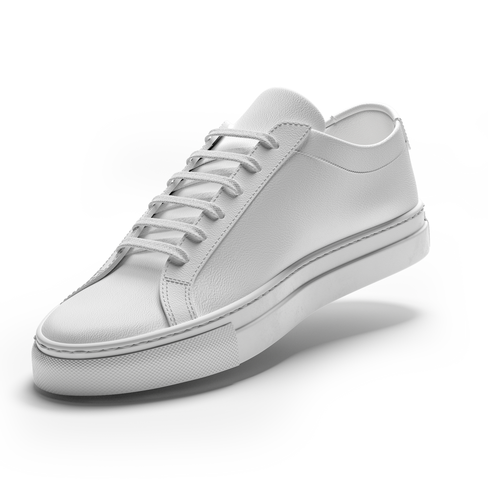Limited Edition 405 Classic Low in White - Sobos.com