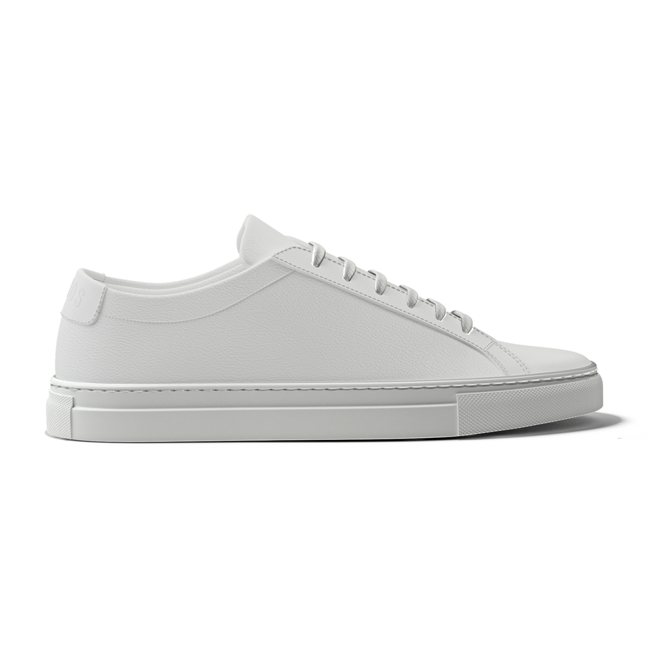 Classic 405 Low in White (Standard Edition) - Sobos.com