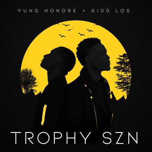 Yung Honore & Kidd Los - Trophy SZN ALBUM (Physical CD)
