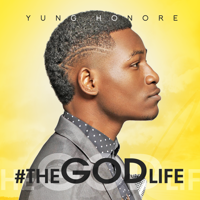 Yung Honore - The God Life EP (Physical CD)