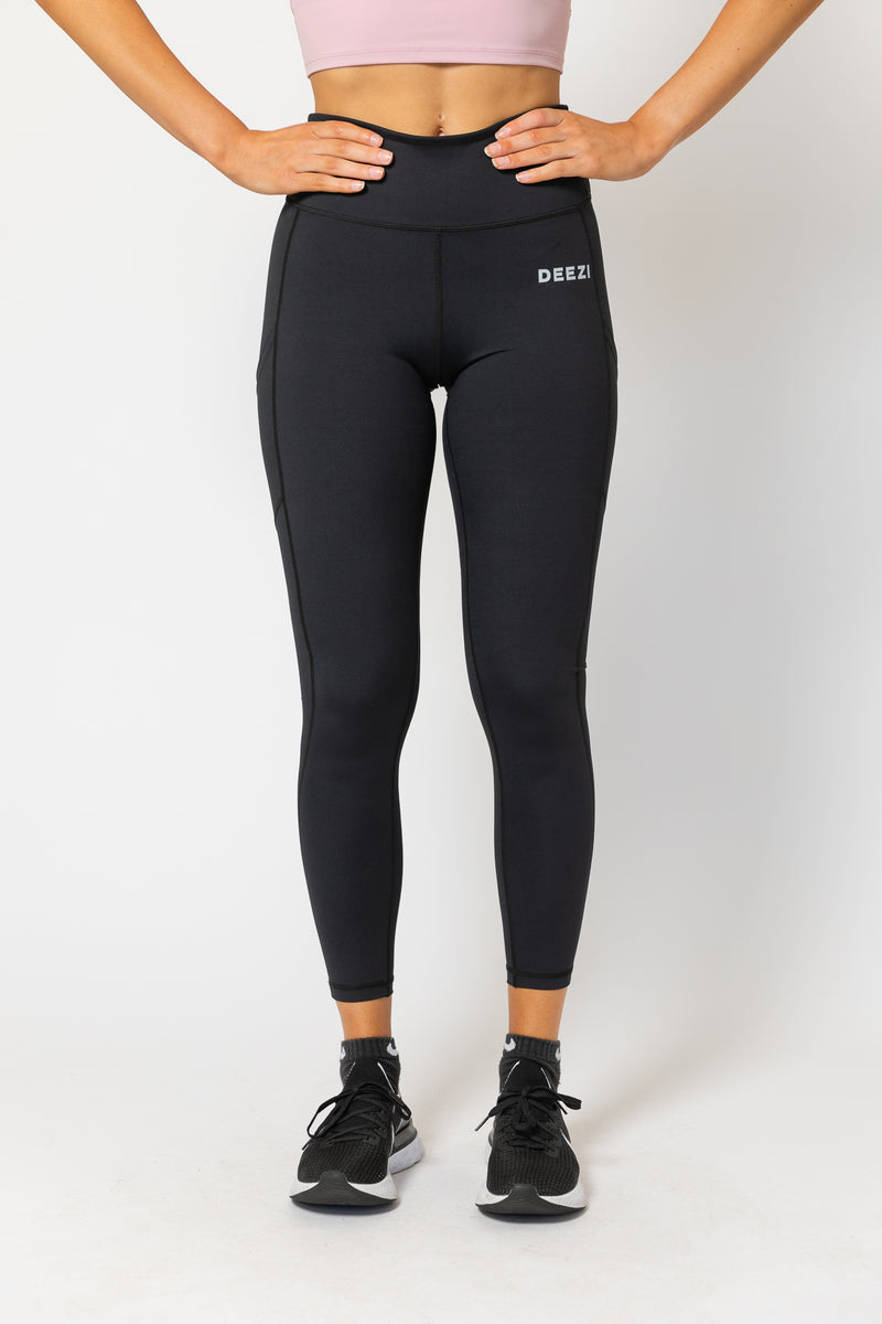 Deezi Active Maddy Leggings - Black