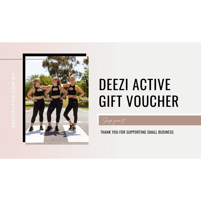 Deezi Active Gift Card