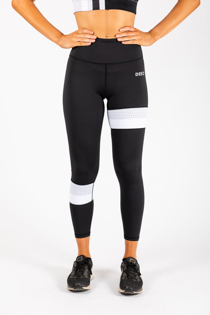 Deezi Active Honeycomb Leggings