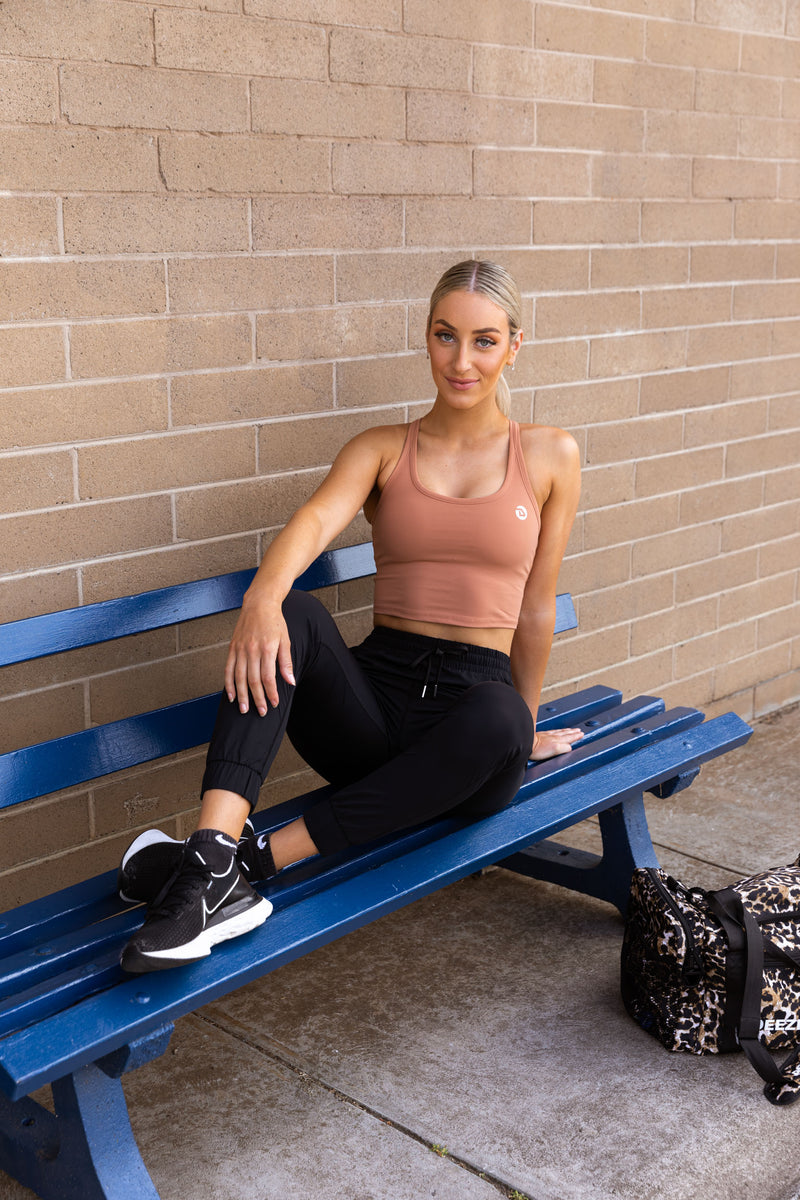 Deezi Active Trax Leggings (Ultimate Tummy Tucker) - Deezi Active