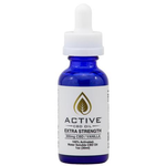 Active CBD Oil Water Soluble Tincture – 1oz Extra Strength 300mg CBD (Vanilla)