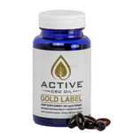 Active CBD oil capsules – 60ct - 1500mg/Bottle