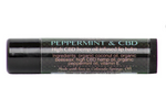 CBD Hemp Oil Infused Lip Balm - Peppermint