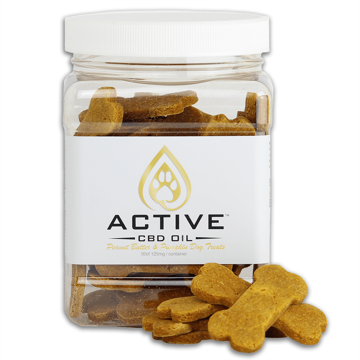 Kali Dog Treats with Active CBD Oil