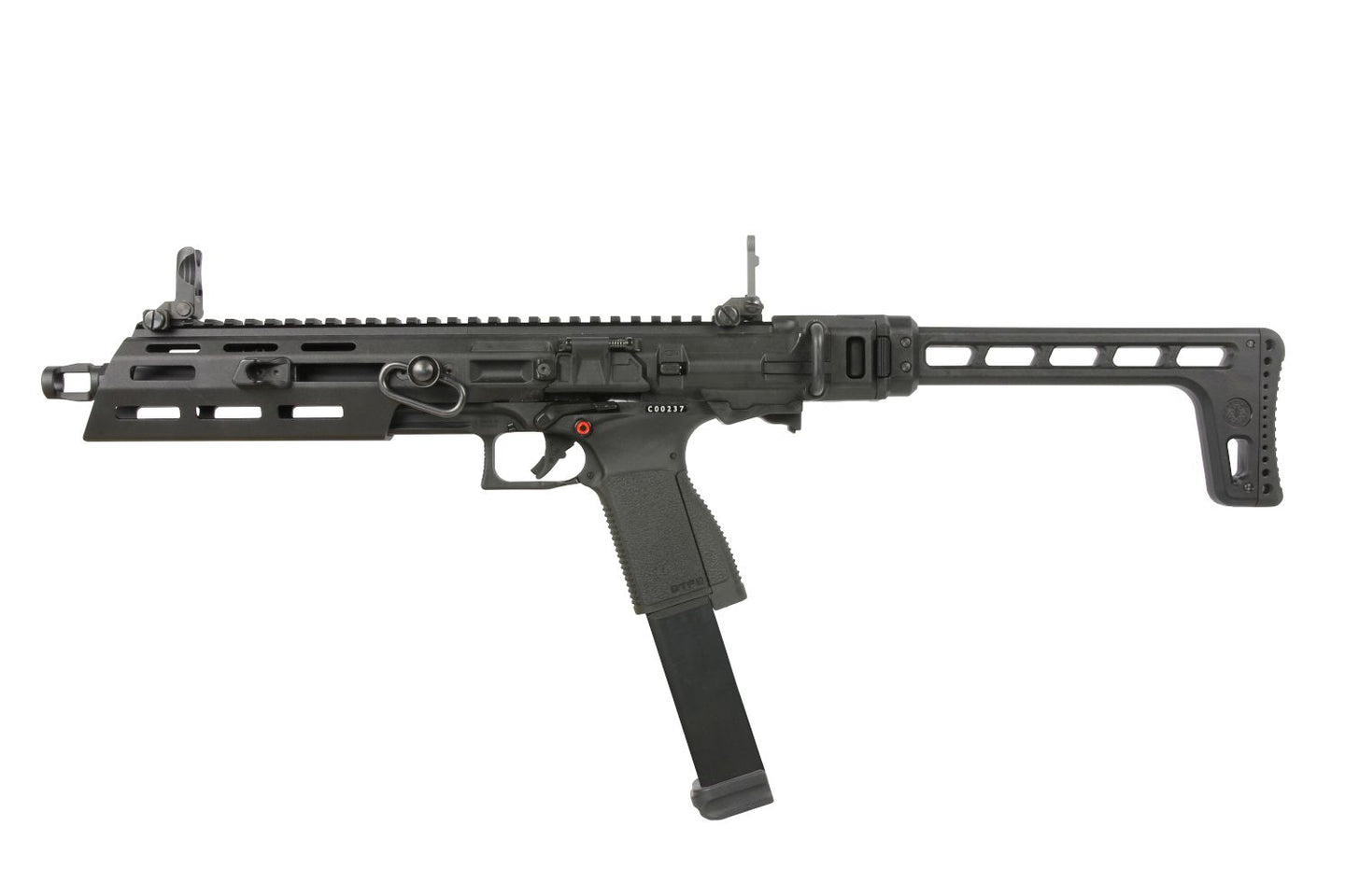 G&G SMC-9 Gas Blow Back Pistol Carbine SMG