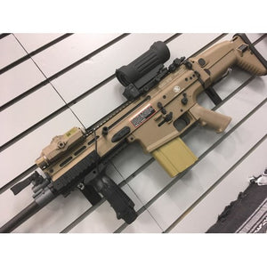 FN SCAR H Battle Rifle Package