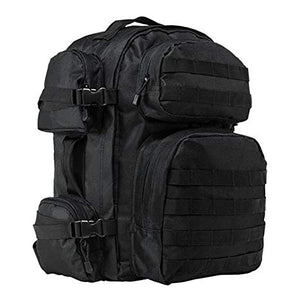 NCStar Tactical Assault Pack - Black
