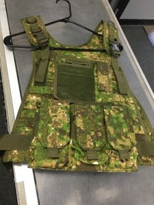 Pencott Plate Carrier