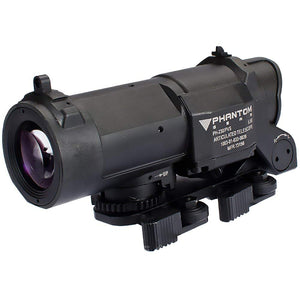 Phantom Gear 1-4x Adjustable Scope