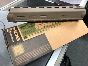 Magpul PTS MOE Rifle Length Handguard FDE