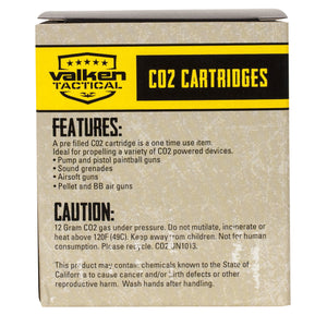Valken Co2 12g Cartridge - 12pk