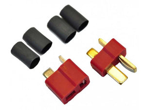 Deans Ultra Plugs Connector Set