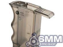Load image into Gallery viewer, 400 Round SMG Mag Size Airsoft Universal BB Speed Loader