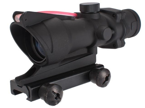 G&P 4x32 Rifle Scope with Integrated Weaver Mount