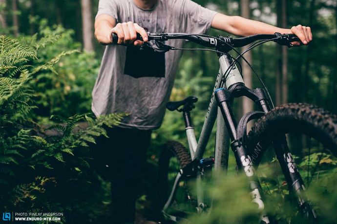 Privateer 141 - Enduro Mountain Bike Review